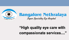 Bangalore Nethralaya Super Specialaity Eye Hospital