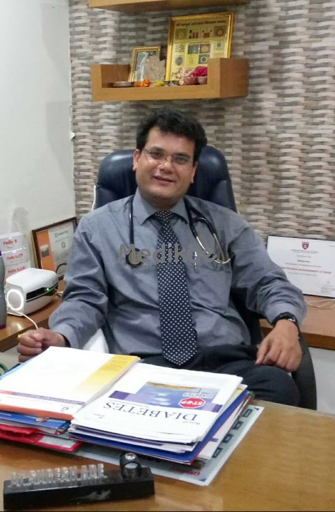 Dr Suresh Ade