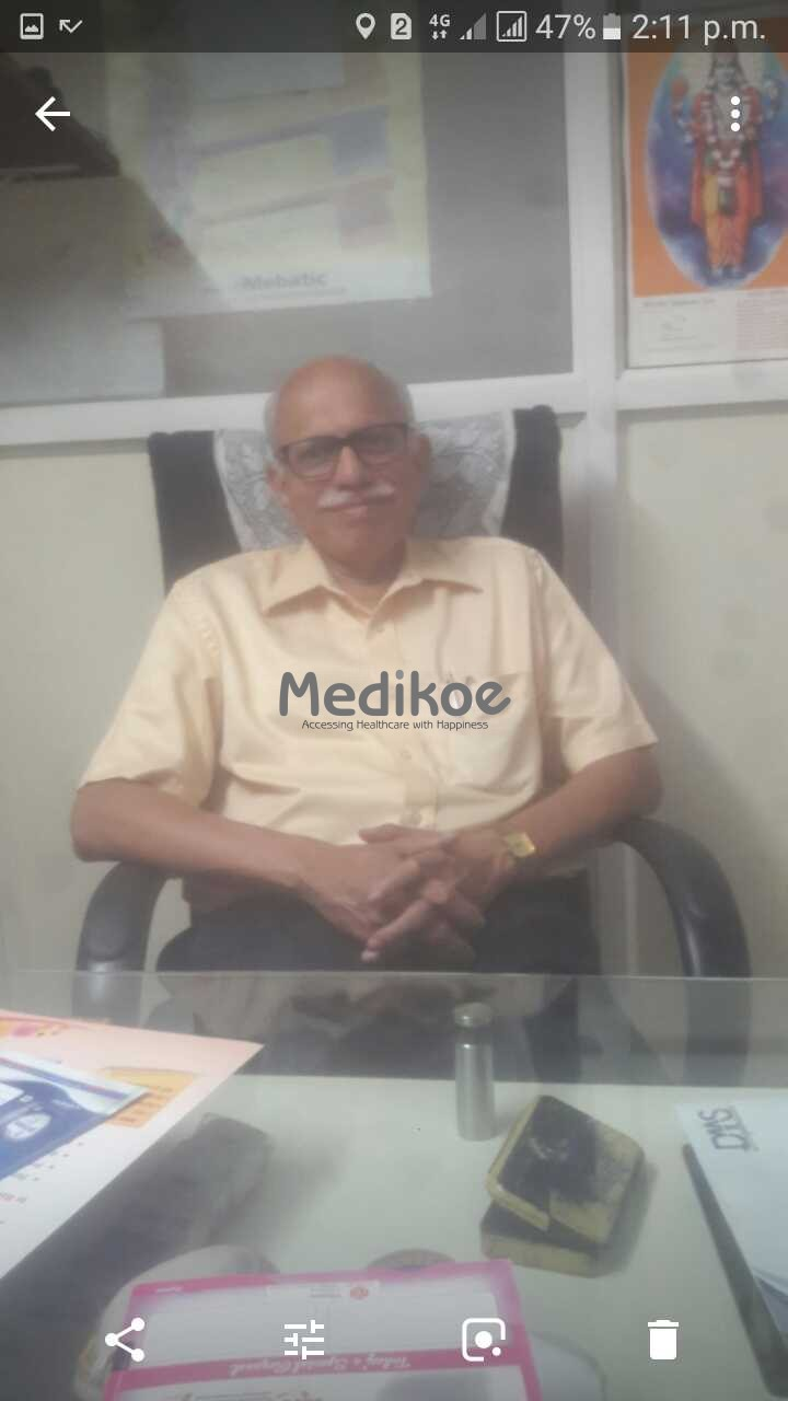 Dr Upendra Sathe