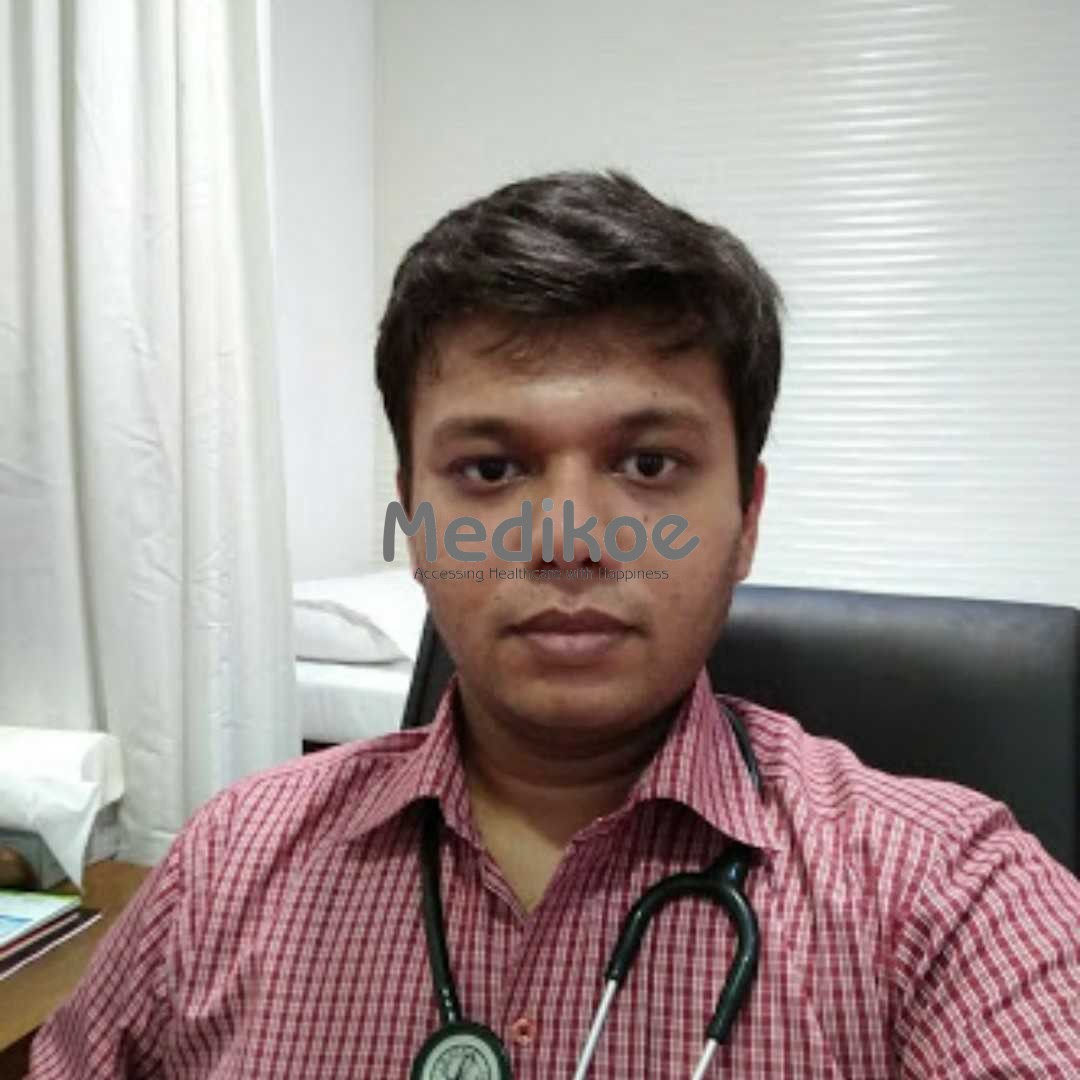 Dr. Indranil paul
