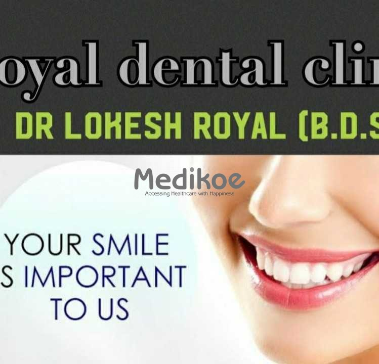 Dr. Lokesh Royal