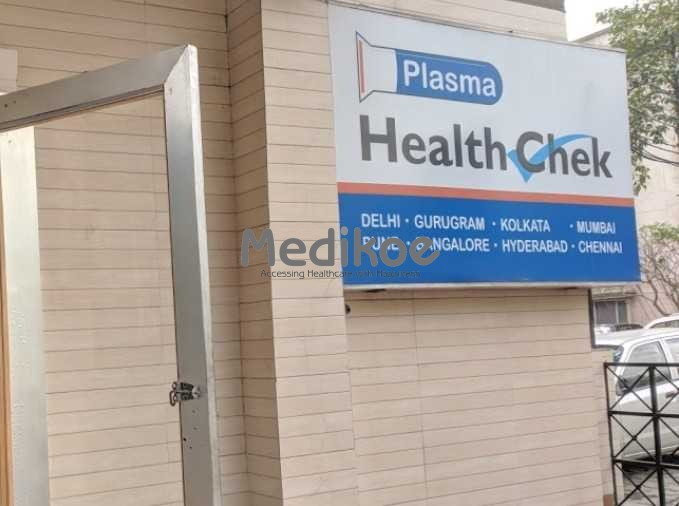 Pasma Health Check Diagnostics