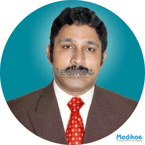 Dr Yoban Shetty