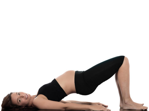 Exercises during different terms of pregnancy