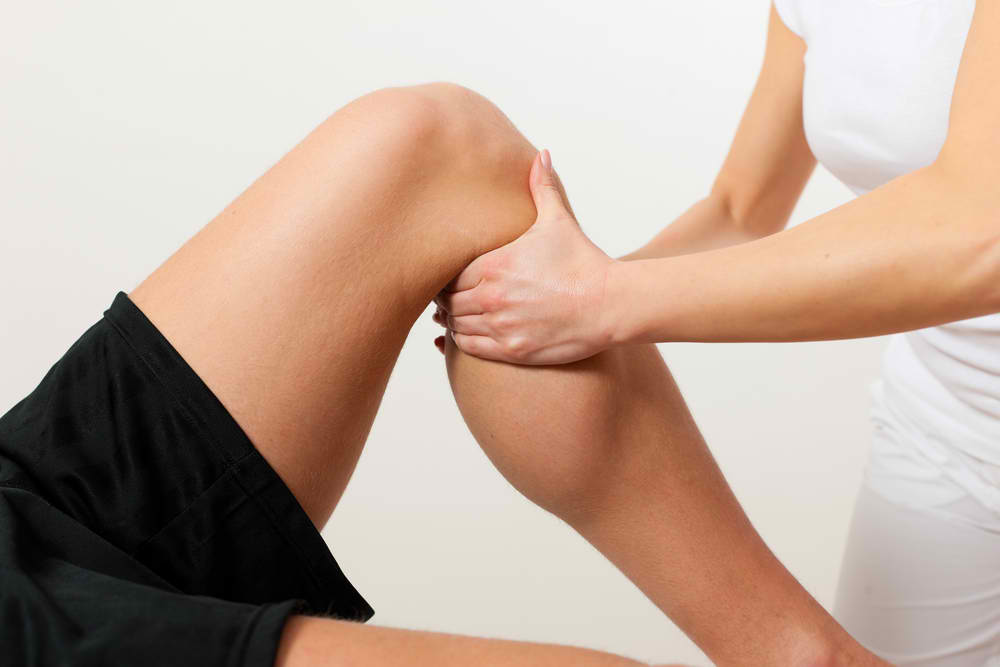 Physiotherapy for Knee pain-injuries