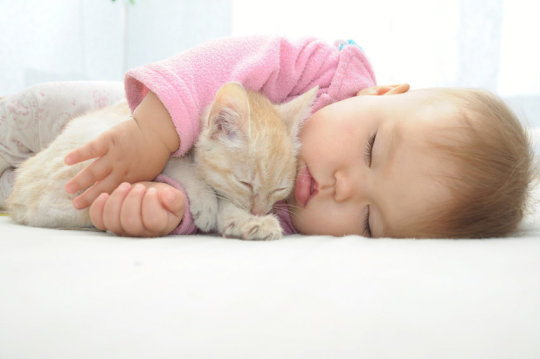 Exposure to pet and pest allergens during infancy linked to reduced asthma risk