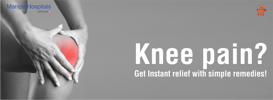 Knee Pain? Get Instant Relief With Simple Remedies!