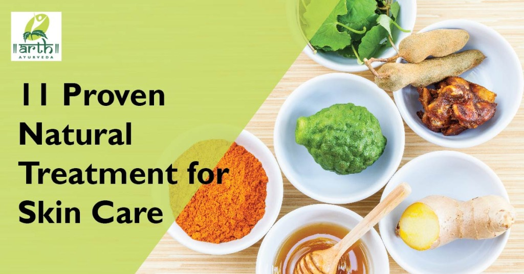 11 Proven Natural Treatment for Skin Care