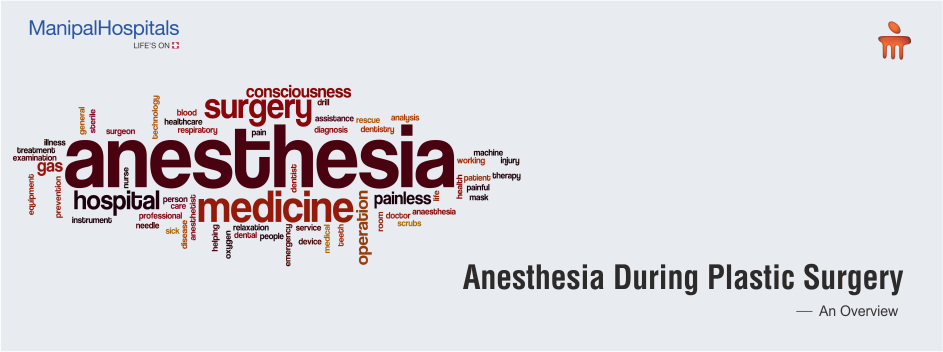 Anesthesia During Plastic Surgery – An Overview