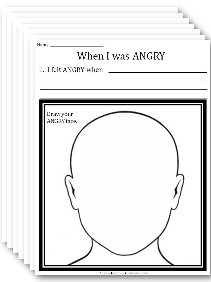 Teens: How do you learn to control your anger? Activity 28