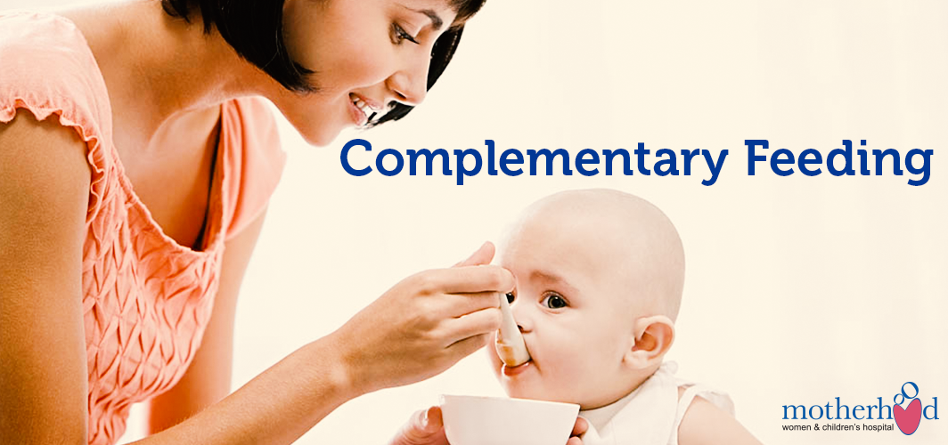 Complementary Feeding by Archana Reddy