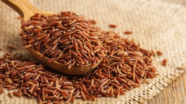 Medical Advantages Of Having Red Rice
