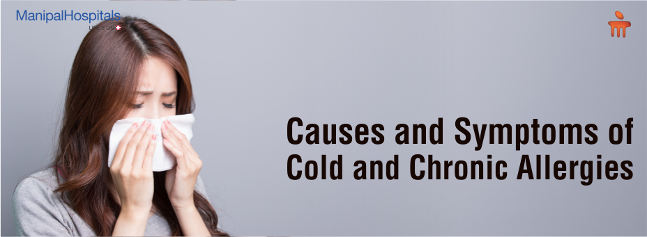Causes And Symptoms Of Cold And Chronic Allergies