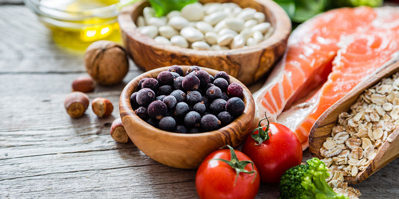 Superfoods that are beneficial for the eyes