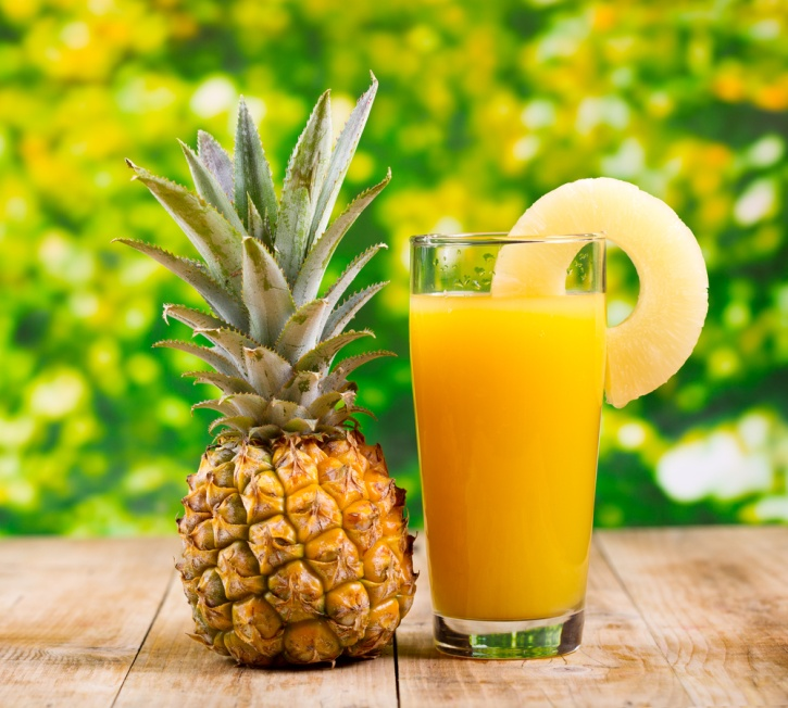 Pineapple Juice For Cough Relief