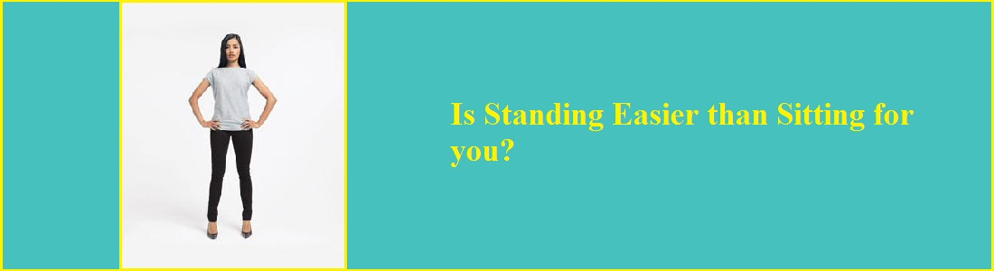 Coccydynia – When Standing becomes Easier than Sitting
