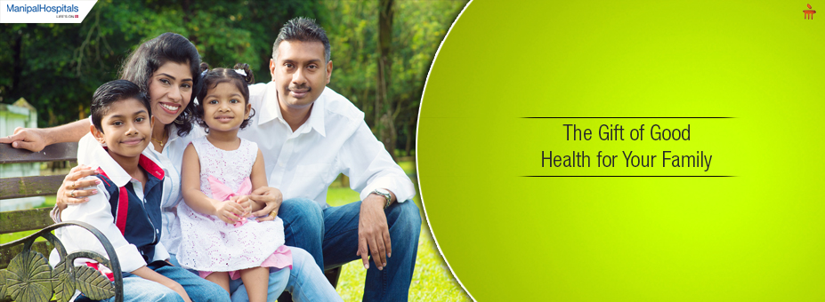 The Gift of Good Health for Your Family