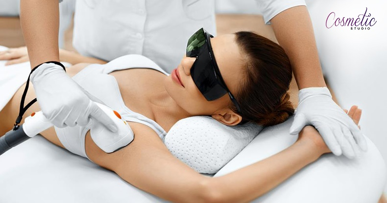 Can A Diode Laser Hair Removal Procedure Solve Your Underarm Issues?