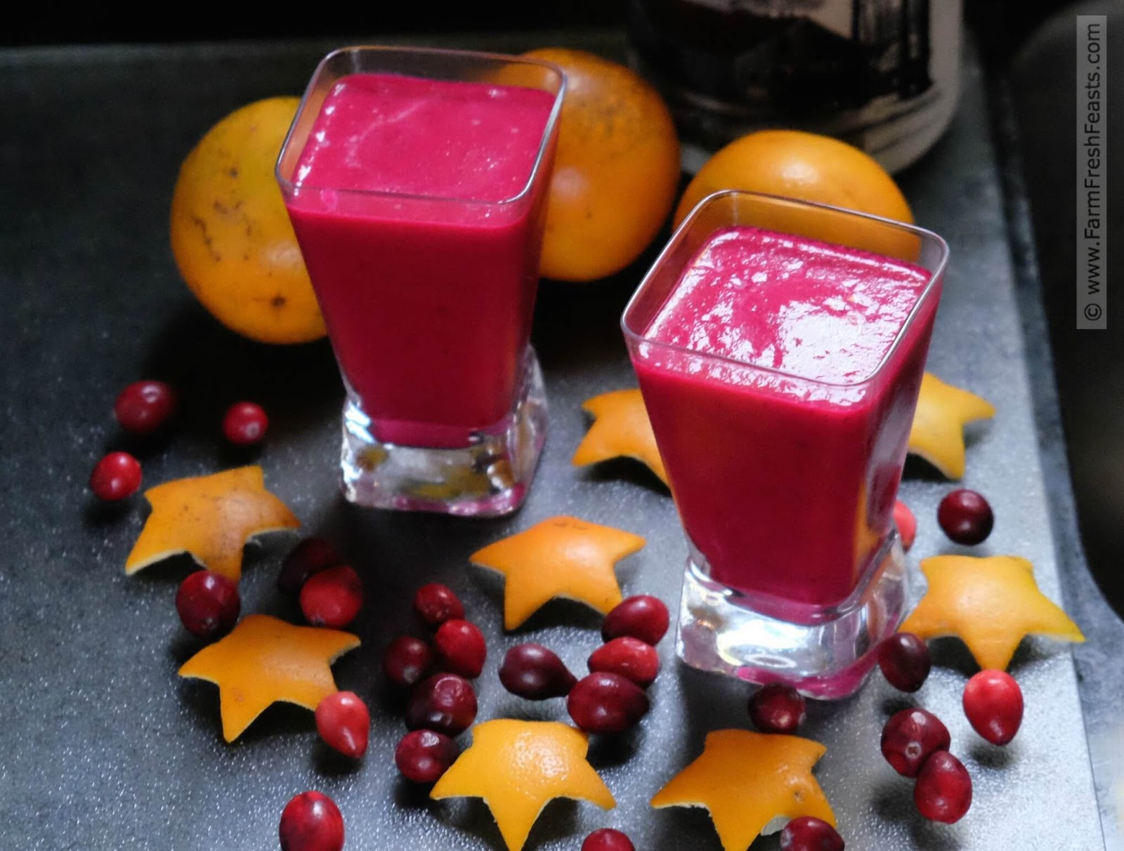 Cranberry and Orange Juice: A Healthy Drink for Urinary Bladder Urinary Bladder