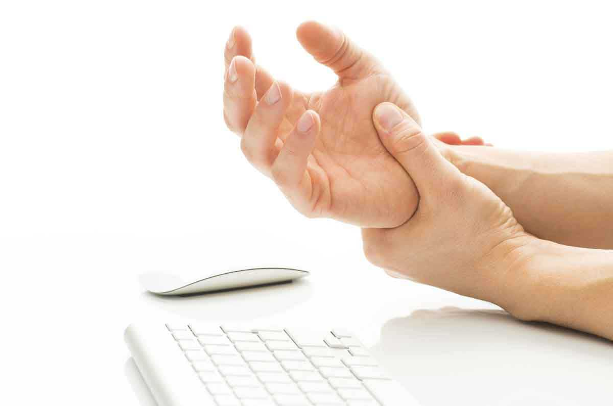CARPAL TUNNEL SYNDROME: CAUSES, SYMPTOMS & TREATMENTS