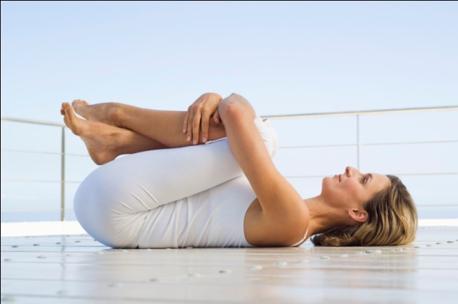 Yoga Poses For Knee Pain