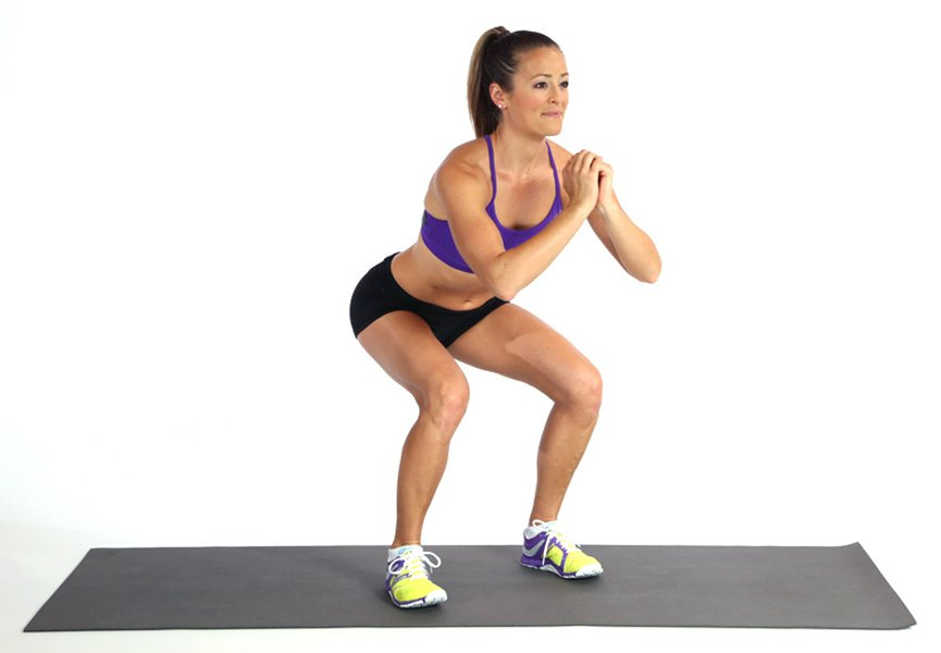 The Different Types of Squats