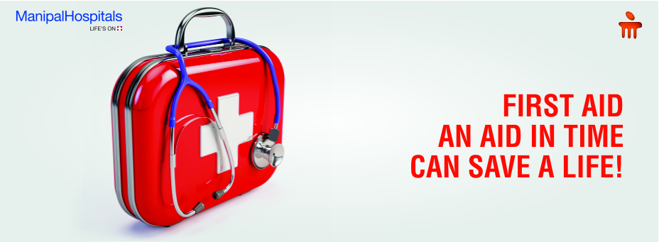 First Aid – An Aid in Time Can Save a Life!