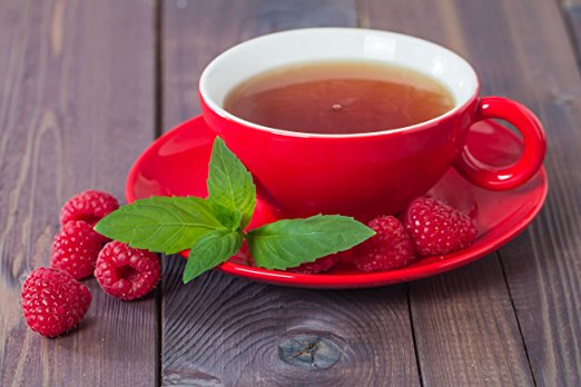 RASPBERRY LEAF TEA: GOOD FOR WOMEN