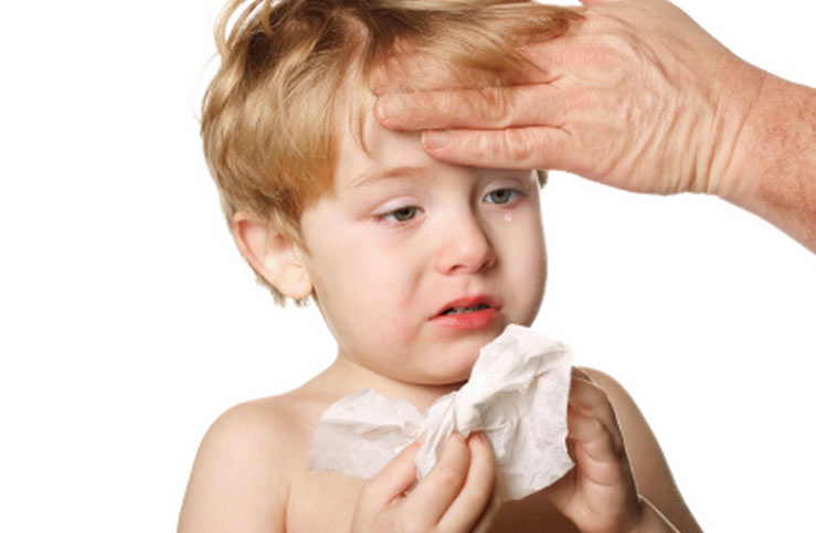 Children and Colds