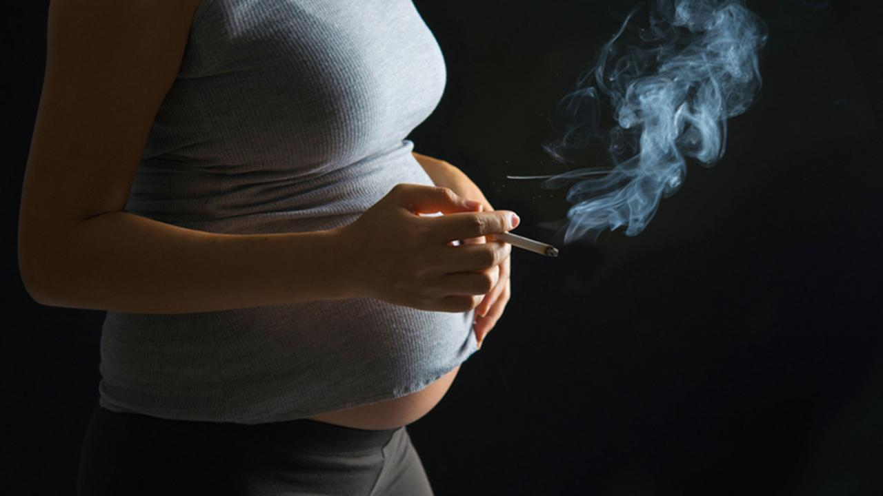 Danger Of Smoking While Pregnant