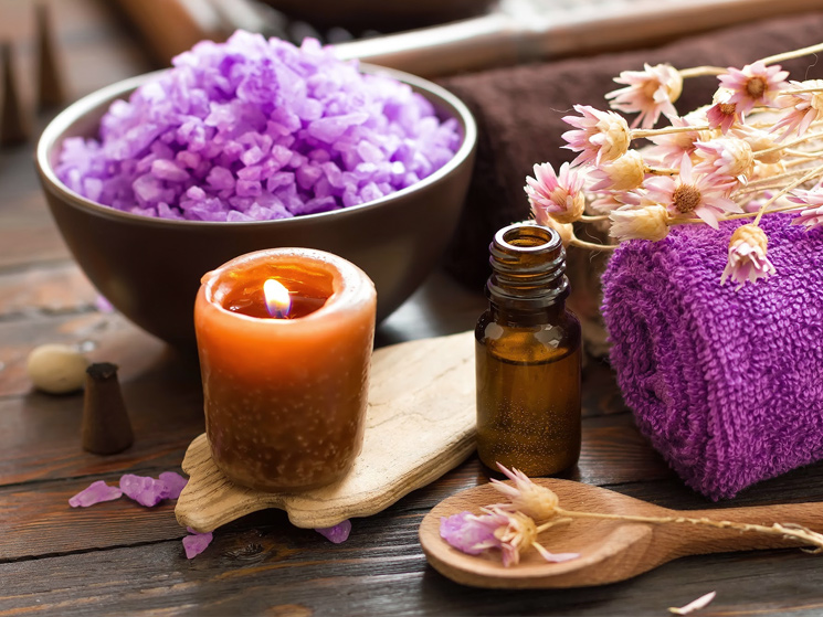 Balance Your Vata with Aromatherapy