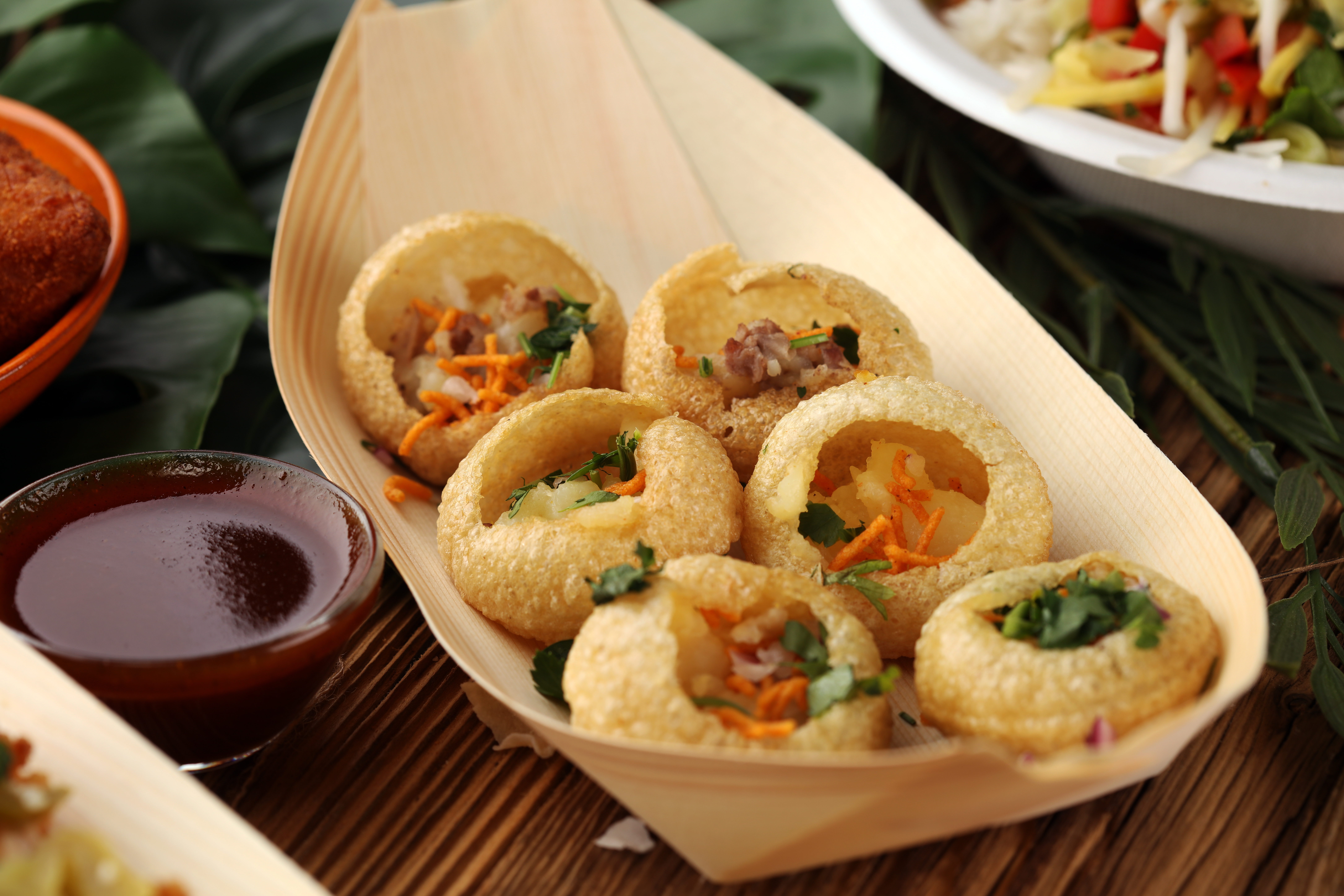 Pani Puri for Weight Loss, Yes or No?