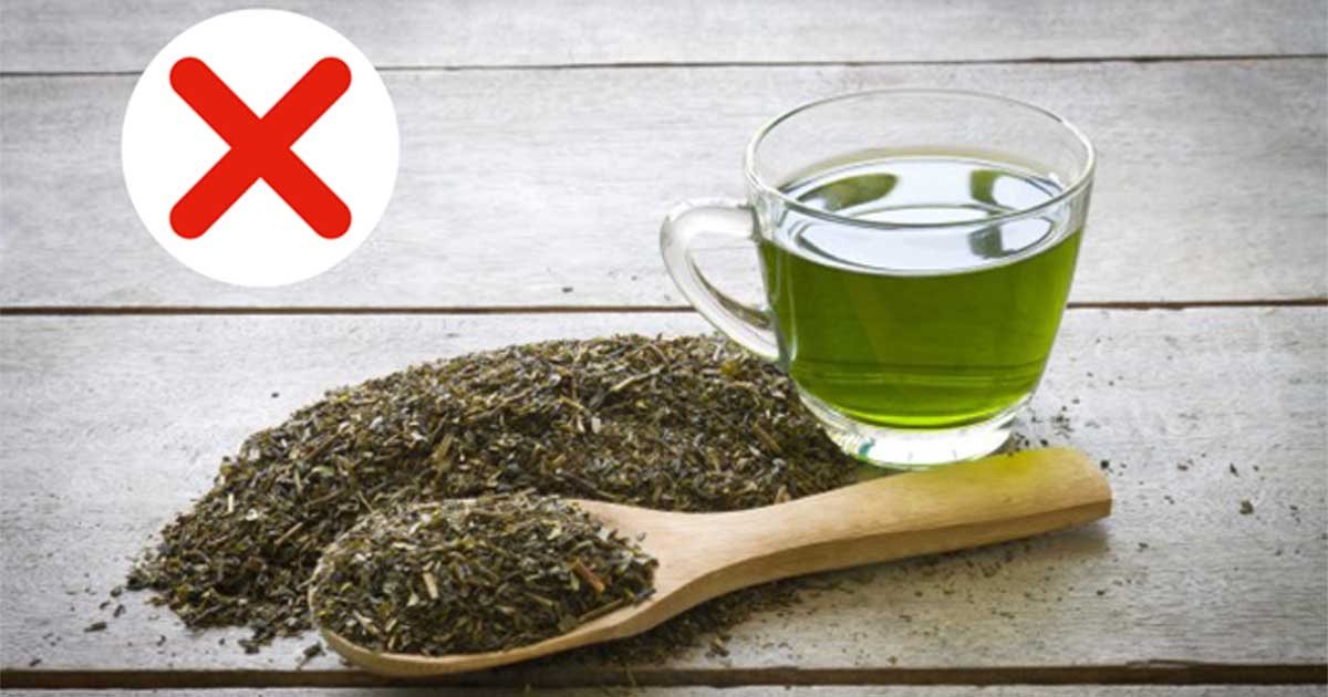 THE SIDE EFFECTS OF GREEN TEA