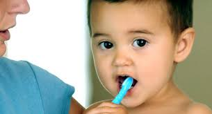 How to care for Toddler teeth