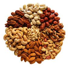 Nuts great for weightloss