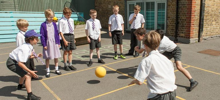 Importance of Sports for primary children