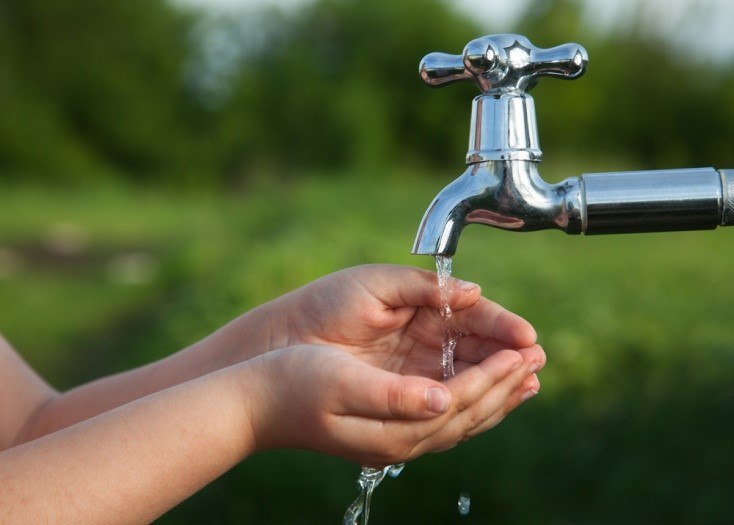 Ailments by drinking polluted water