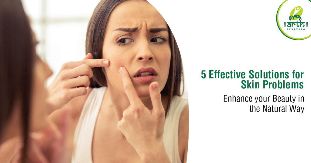 5 Effective Solutions for Skin Problems