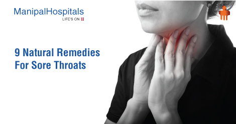 9 Natural Remedies For Sore Throats
