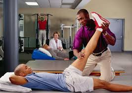 Athletes Worry not! Highly qualified physiotherapists are available to get you back in shape for the next tournament
