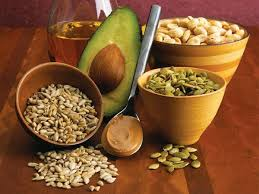 MONOUNSATURATED FAT and  POLY UNSATURATED FAT (CAN INCLUDE THESE IN EVERYDAY EATING)