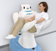 Did you know about the Robotic Nurse Assistant?
