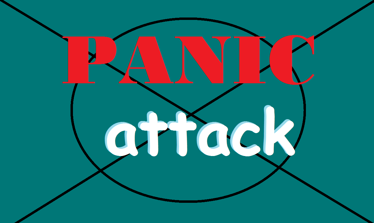 How to deal with a panic attack?