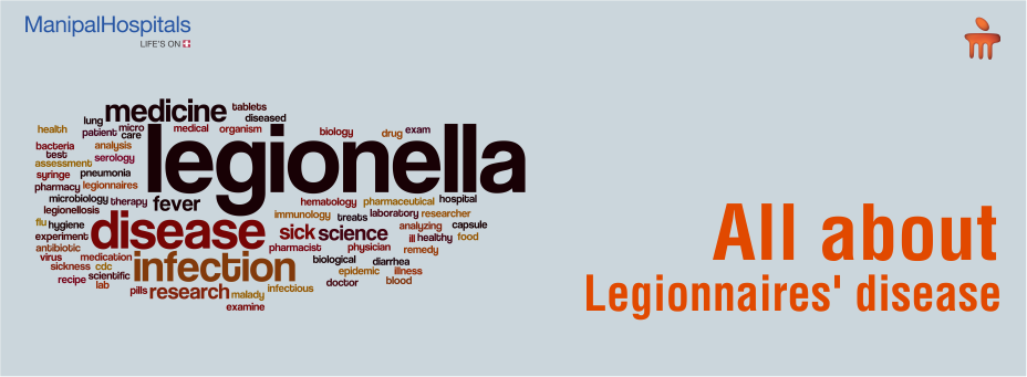 All About Legionnaires' Disease