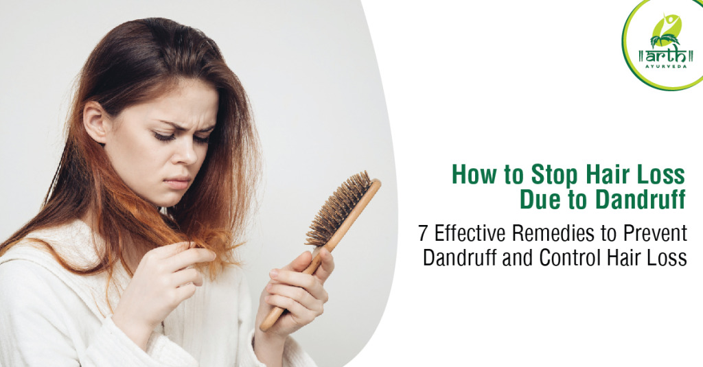 7 Effective Home Remedies to Prevent Dandruff and Control Hair Loss