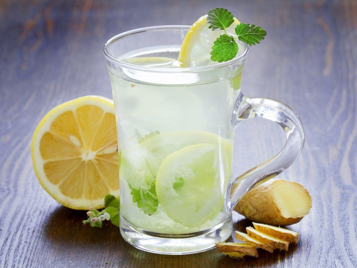 Symptoms Of Lemon Water In Empty Stomach