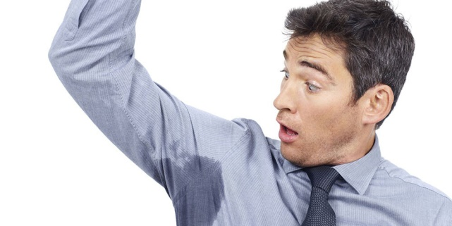 Do you sweat profusely? (Hyperhidrosis)