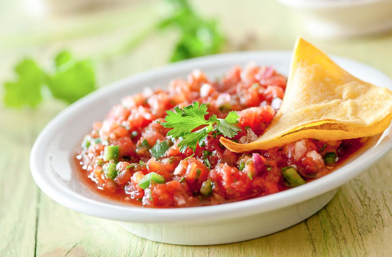 Recipes of Salsa