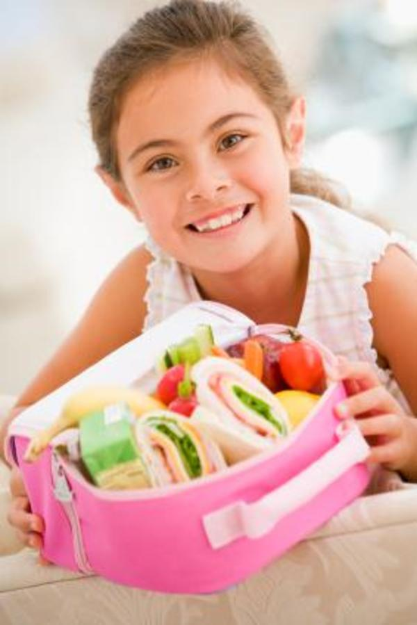 5 ways to pack healthy school Lunch Box