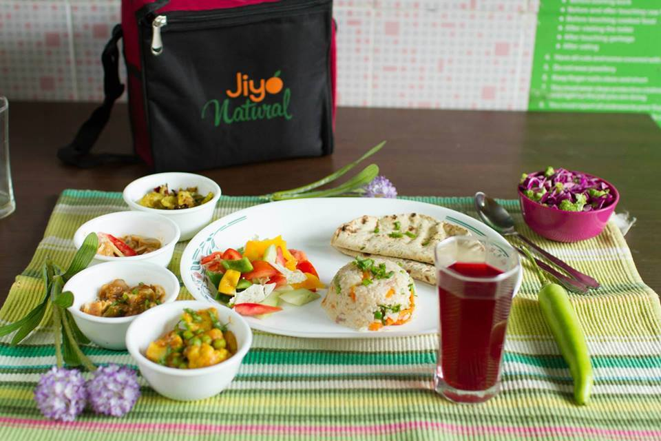 Jiyo Natural Food Breaks are quick, energetic and nutritious!